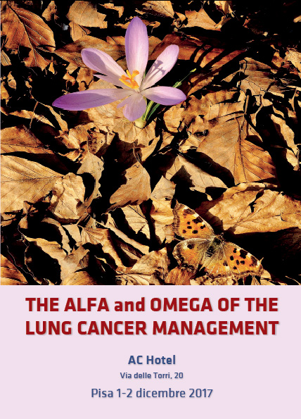 THE ALFA and OMEGA OF THE LUNG CANCER MANAGEMENT