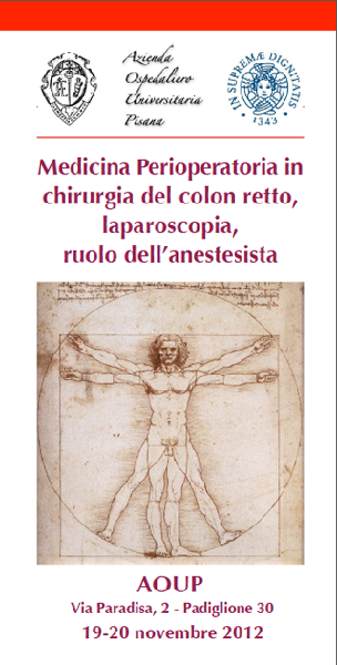 Medicina Perioperatoria in chirurgia del colon retto, laparoscopia